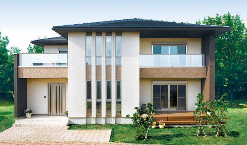タマホーム大安心の家