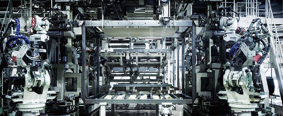 セキスイハイム 工場