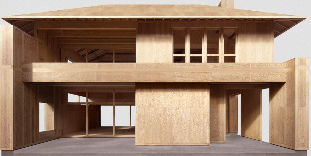 ミサワホーム モノコック構造のイメージ画像