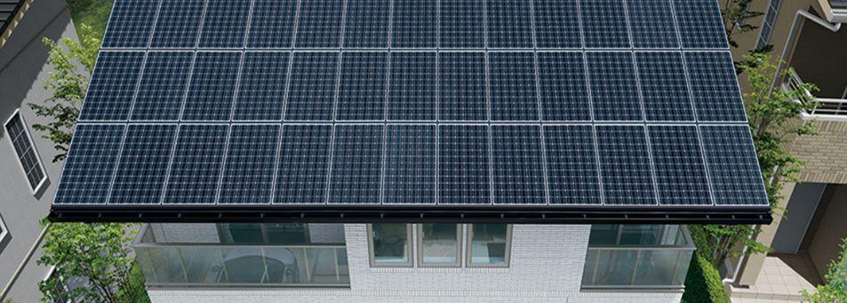 一条工務店 太陽光発電