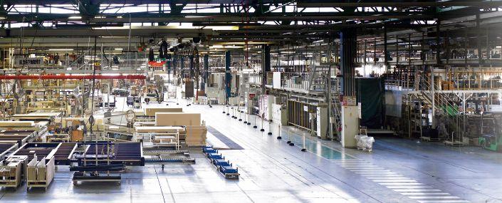 トヨタホーム 工場
