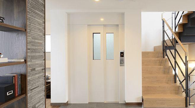 パナソニックホームズ ホームエレベーター