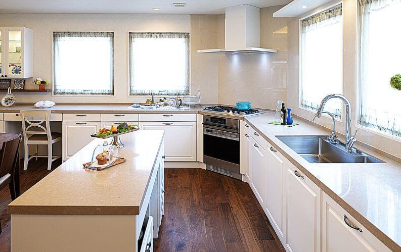 スウェーデンハウス オリジナルキッチン