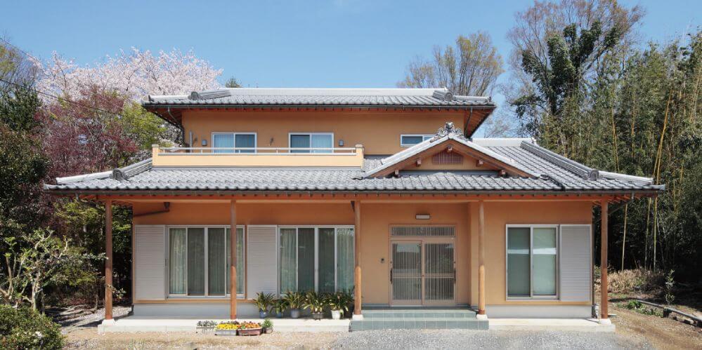 富士住建 ひのきの家「檜日和」
