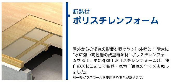 飯田産業の断熱材