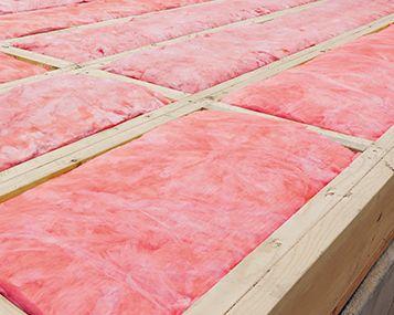 セルコホームの断熱材 高性能グラスウール