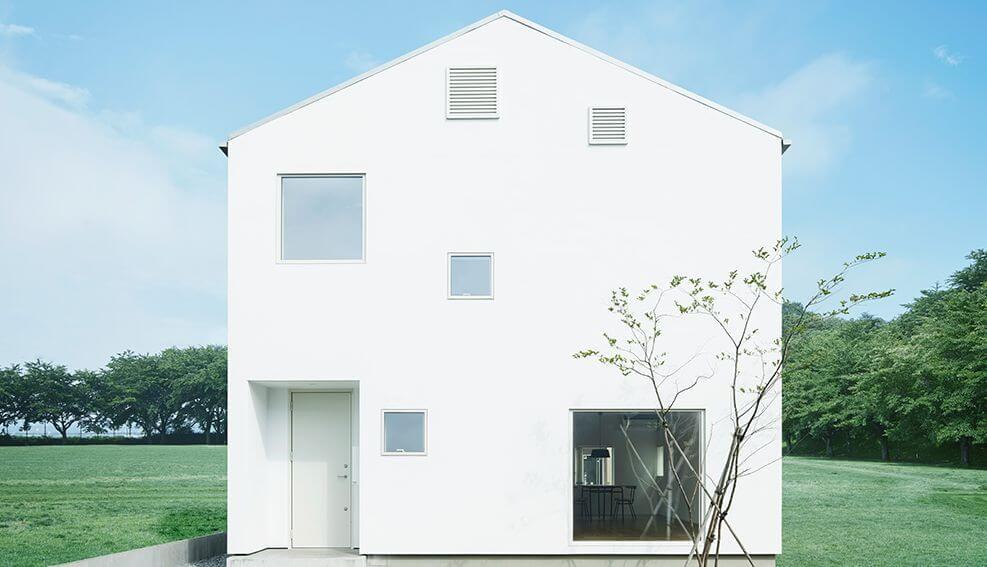無印良品の家 窓の家