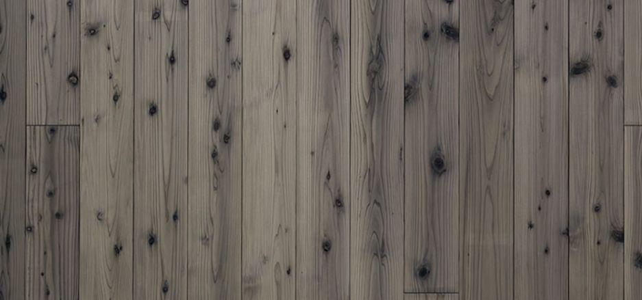 無印良品の家 木材板張り