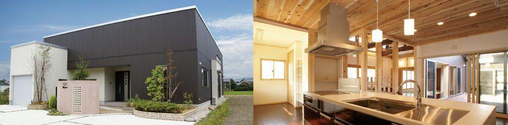 日本ハウスHD 平屋の実例2