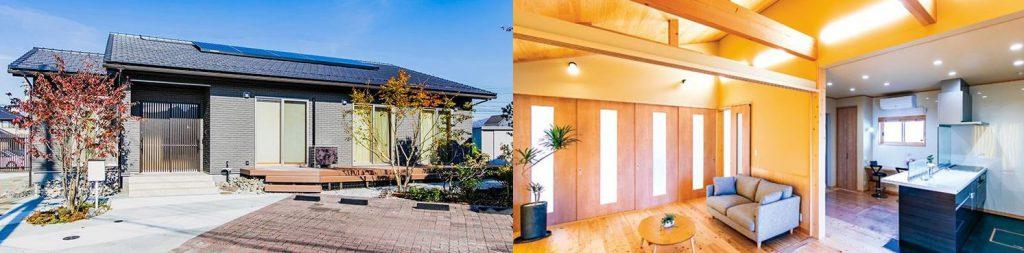 日本ハウスHD 平屋の実例3