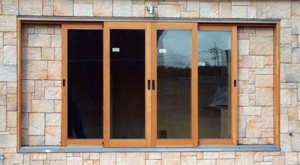 木製サッシの窓断熱