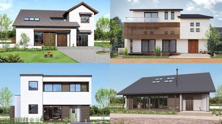 アルネットホーム モデルハウス