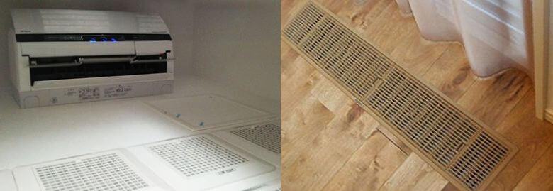 ヤマト住建の全館空調「YUCACOシステム」