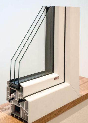 ウェルネストホームの窓サッシ