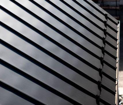 ウェルネストホーム ガルバリウム屋根