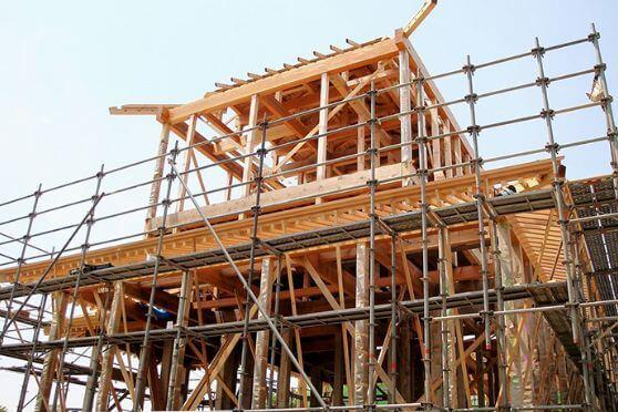 オープンハウスの構造