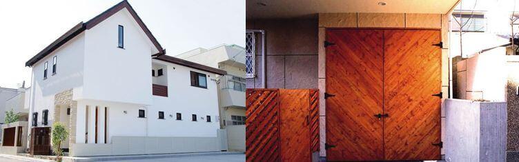 無添加住宅 漆喰 外壁